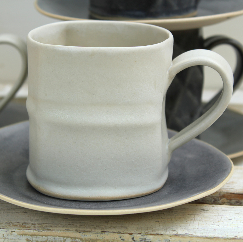 laurie goldstein textured mug