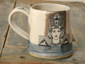 women series mugs