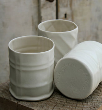 laurie goldstein textured cups